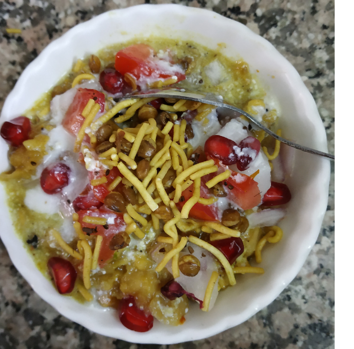 Chole Chaat